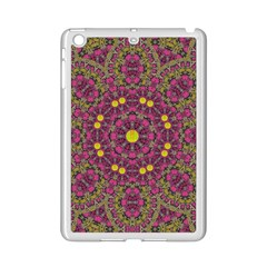Butterflies  Roses In Gold Spreading Calm And Love Ipad Mini 2 Enamel Coated Cases by pepitasart