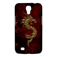 Wonderful Mystical Dragon, Vintage Samsung Galaxy Mega 6 3  I9200 Hardshell Case by FantasyWorld7