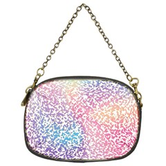 Festive Color Chain Purses (two Sides)  by Colorfulart23