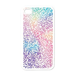 Festive Color Apple Iphone 4 Case (white) by Colorfulart23