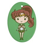 CutiE Jupiter Oval Ornament