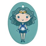 CutiE Neptune Oval Ornament