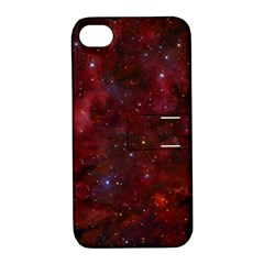 Abstract Fantasy Color Colorful Apple Iphone 4/4s Hardshell Case With Stand by Celenk