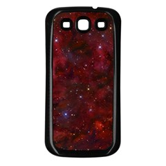 Abstract Fantasy Color Colorful Samsung Galaxy S3 Back Case (black) by Celenk