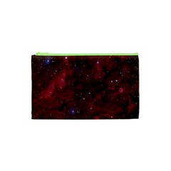 Abstract Fantasy Color Colorful Cosmetic Bag (xs) by Celenk