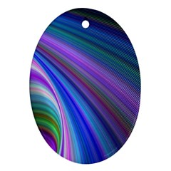 Background Abstract Curves Ornament (oval) by Celenk