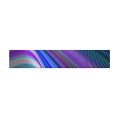 Background Abstract Curves Flano Scarf (mini) by Celenk