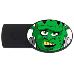 Buy Me A Coffee Halloween Usb Flash Drive Oval (2 Gb) by Celenk