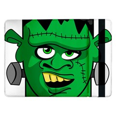 Buy Me A Coffee Halloween Samsung Galaxy Tab Pro 12 2  Flip Case by Celenk