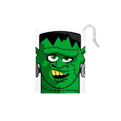 Buy Me A Coffee Halloween Drawstring Pouches (xs)  by Celenk