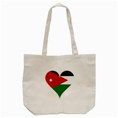 Heart Love Affection Jordan Tote Bag (cream) by Celenk