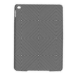 Diagonal Stripe Pattern Seamless Ipad Air 2 Hardshell Cases by Celenk