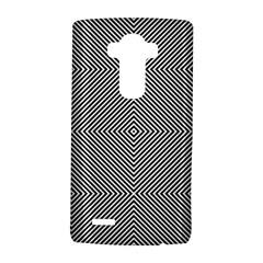 Diagonal Stripe Pattern Seamless Lg G4 Hardshell Case by Celenk