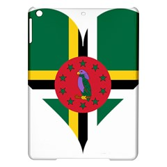 Heart Love Flag Antilles Island Ipad Air Hardshell Cases by Celenk