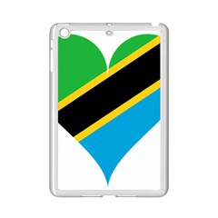 Heart Love Tanzania East Africa Ipad Mini 2 Enamel Coated Cases by Celenk