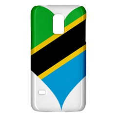 Heart Love Tanzania East Africa Galaxy S5 Mini