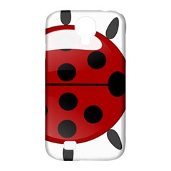 Ladybug Insects Colors Alegre Samsung Galaxy S4 Classic Hardshell Case (pc+silicone) by Celenk