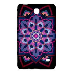Mandala Circular Pattern Samsung Galaxy Tab 4 (7 ) Hardshell Case  by Celenk