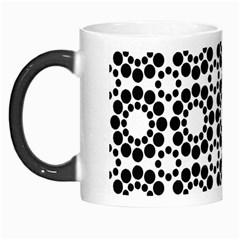 Pattern Seamless Monochrome Morph Mugs by Celenk