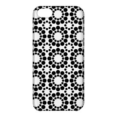 Pattern Seamless Monochrome Apple Iphone 5c Hardshell Case by Celenk