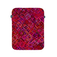 Pattern Background Square Modern Apple Ipad 2/3/4 Protective Soft Cases by Celenk