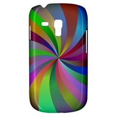 Spiral Background Design Swirl Galaxy S3 Mini by Celenk