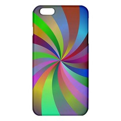 Spiral Background Design Swirl Iphone 6 Plus/6s Plus Tpu Case by Celenk