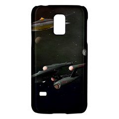 Space Travel Spaceship Space Galaxy S5 Mini by Celenk