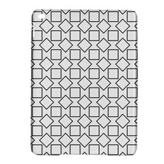 Square Line Stripe Pattern Ipad Air 2 Hardshell Cases by Celenk