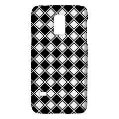 Square Diagonal Pattern Seamless Galaxy S5 Mini