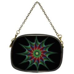 Star Abstract Burst Starburst Chain Purses (one Side)  by Celenk