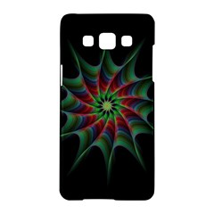 Star Abstract Burst Starburst Samsung Galaxy A5 Hardshell Case  by Celenk