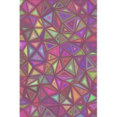 Triangle Background Abstract 5 5  X 8 5  Notebooks by Celenk