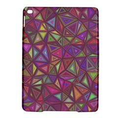 Triangle Background Abstract Ipad Air 2 Hardshell Cases by Celenk
