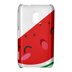 Watermelon Red Network Fruit Juicy Nokia Lumia 620 by Celenk