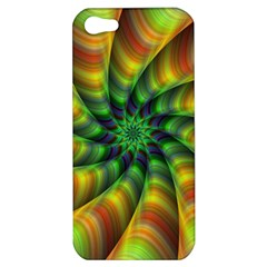 Vision Wallpaper Decoration Apple Iphone 5 Hardshell Case by Celenk