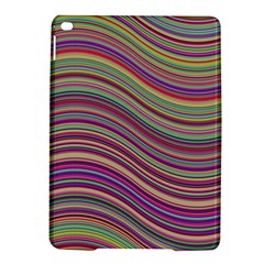 Wave Abstract Happy Background Ipad Air 2 Hardshell Cases by Celenk