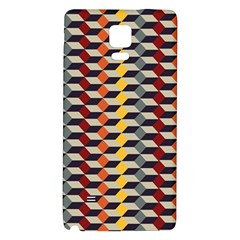 Native American 7 Galaxy Note 4 Back Case by Cveti