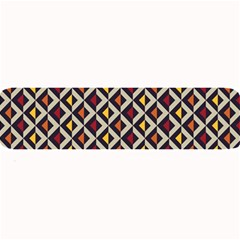 Native American Pattern 5 Large Bar Mats by Cveti