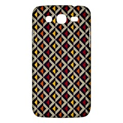 Native American Pattern 5 Samsung Galaxy Mega 5 8 I9152 Hardshell Case  by Cveti