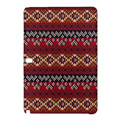Native American Pattern 8 Samsung Galaxy Tab Pro 10 1 Hardshell Case by Cveti