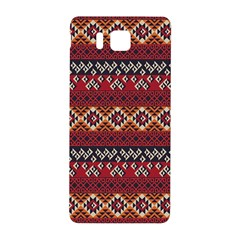 Native American Pattern 8 Samsung Galaxy Alpha Hardshell Back Case by Cveti