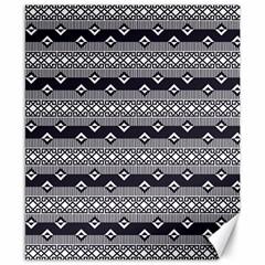 Native American Pattern 9 Canvas 8  X 10  by Cveti