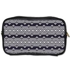 Native American Pattern 9 Toiletries Bags 2 Side by Cveti