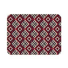 Native American 10 Double Sided Flano Blanket (mini)  by Cveti