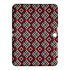 Native American 10 Samsung Galaxy Tab 4 (10 1 ) Hardshell Case  by Cveti