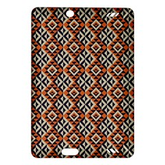 Native American Pattern 11 Amazon Kindle Fire Hd (2013) Hardshell Case by Cveti