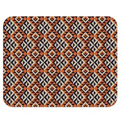 Native American Pattern 11 Double Sided Flano Blanket (medium)  by Cveti