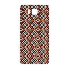 Native American Pattern 11 Samsung Galaxy Alpha Hardshell Back Case by Cveti