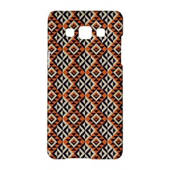 Native American Pattern 11 Samsung Galaxy A5 Hardshell Case  by Cveti
